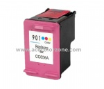 HP901 Color (CC656A) Inkjet Cartridge