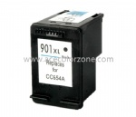 HP901XL Black (CC654A) Inkjet Cartridge
